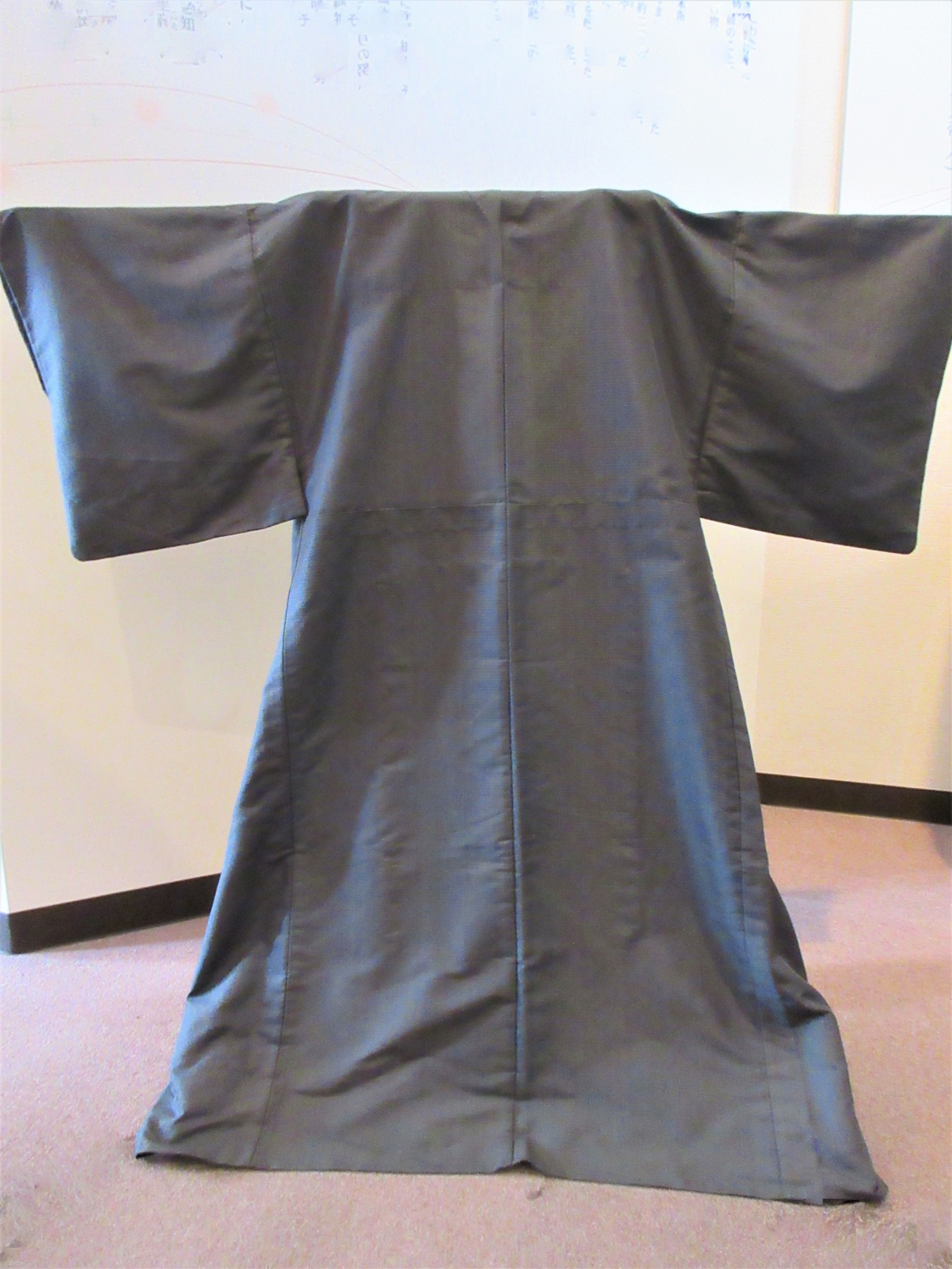 明治・大正時代の絹織物